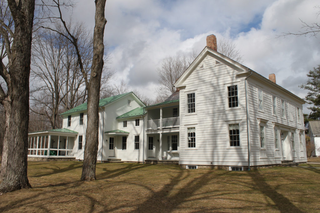 New Concord B&B in 2017